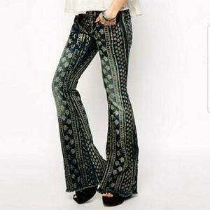 Free People Bali Jeans Flare
